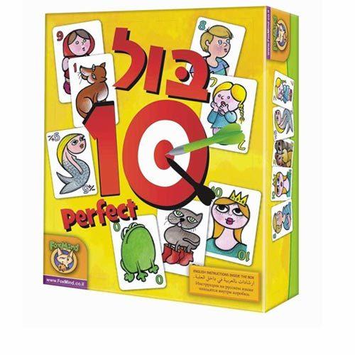 בול 10 משחק קלפים