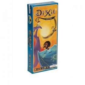 דיקסיט מסעות קלפי הרחבה למשחק דיקסיט