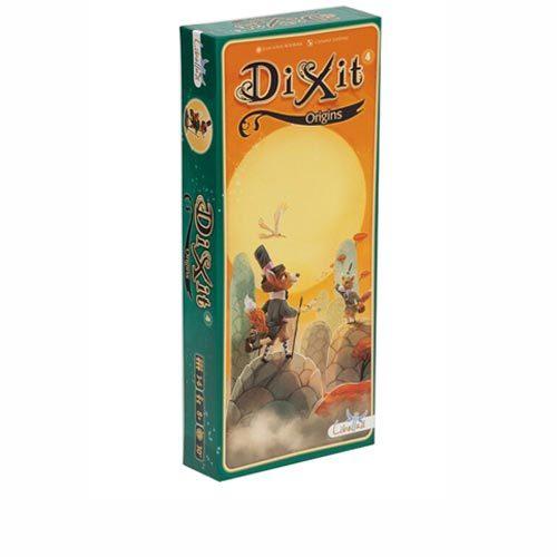 דיקסיט מקורות קלפי הרחבה למשחק דיקסיט