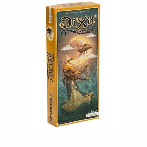 דיקסיט חלומות קלפי הרחבה למשחק דיקסיט