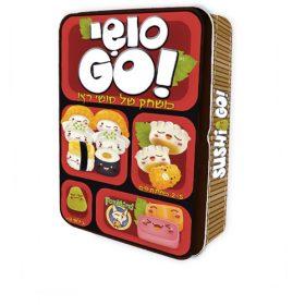סושי GO משחק קלפים