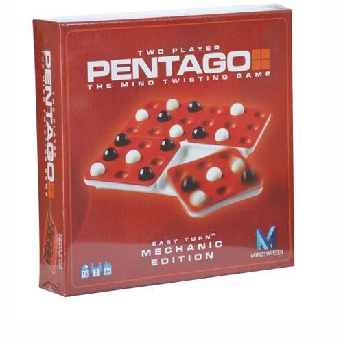 פנטגו משחק אסטרטגיה לשני שחקנים