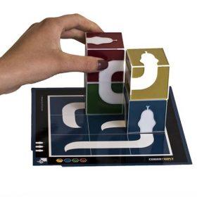 קוברה טוויסט משחק תפיסה מרחבית