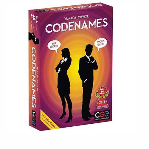 Codenames גירסה באנגלית
