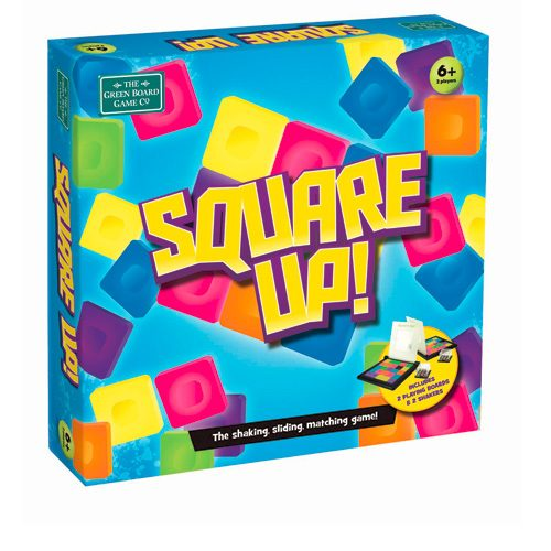 SQUARE UP משחק קופסה