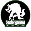 Bézier-Games
