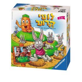 לוטי קרוטי משחק קופסה מרוץ ארהבים