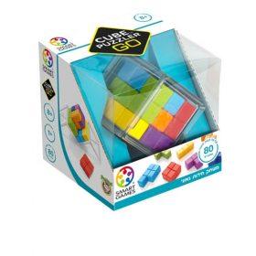 משחק קופסא CUBE-PUZZLER-GO משחק לוגי