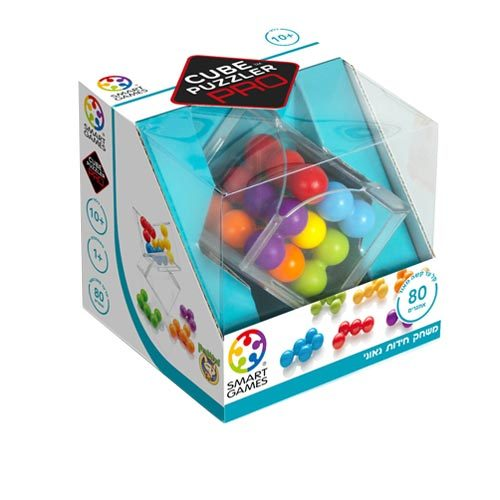משחק קופסא CUBE-PUZZLER-PRO משחק לוגי