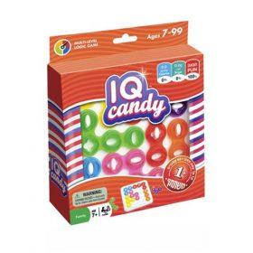 IQ Candy משחק אתגר לשחקן יחיד