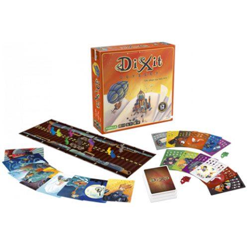משחק דיקסיט אודיסאה פתוח