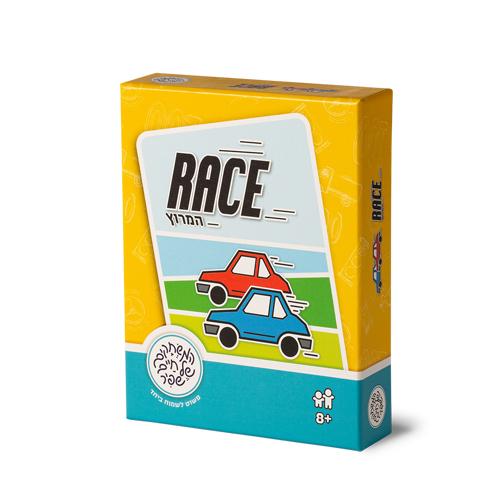 משחק המרוץ רייס RACE