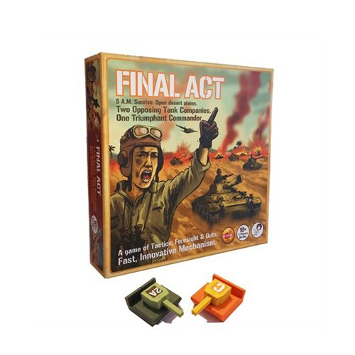 משחק FINAL ACT