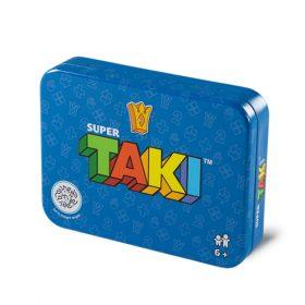 משחק טאקי אריזת פח