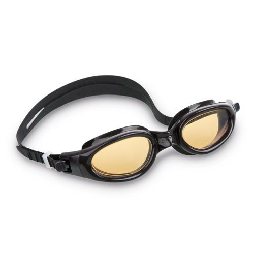 משקפי שחיה מקצועיים מסיליקון 14+ INTEX 55692