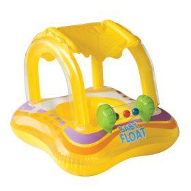 """הליכון לתינוקות עם צלון 81 ס""""מ INTEX 56581"""