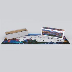 פאזל 1000 חלקים איכותי מבית EUROGRAPHICS דגם 6010-5372 Prague Czech Republic