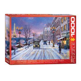 פאזל 1000 חלקים – ערב חג המולד בפריז