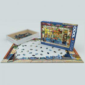 פאזל 1000 חלקים - חנות הספרים הגדולה בעולם