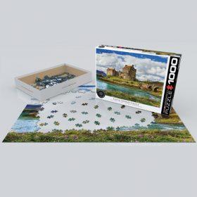 פאזל 1000 חלקים - אגם מאלין - אלברטה