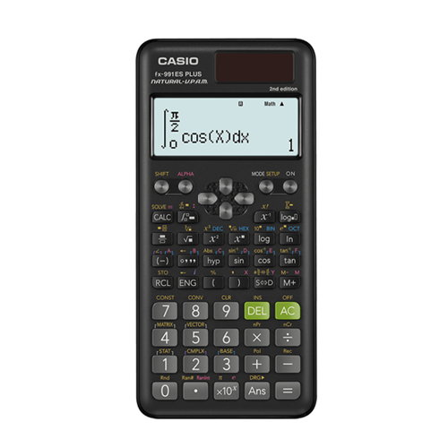 מחשבון מדעי קסיו FX 991 ES PLUS