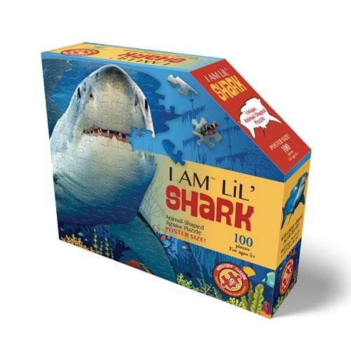 פאזל ייחודי בצורת כריש