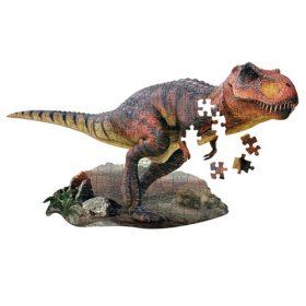 פאזל ייחודי בצורת דינוזאור טי-רקס