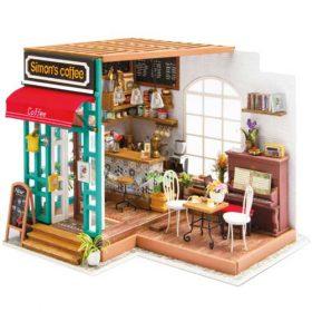 בית בקפה שלי ערגת יצירה מבית PLAYWAY