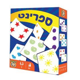 ספרינט משחק קלפים פוקסמיינד