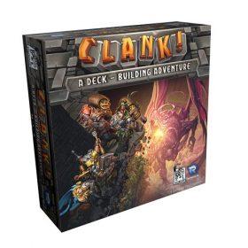 משחק CLANK BOARD GAME