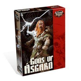משחק blood rage gods of asgard