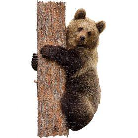 פאזל מיוחד 100 חלקים דוב